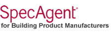 SpecAgent for Build Product Manufacturers
